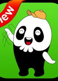 微信头像熊猫卡通可爱图片大全可爱
