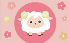 粉色宝宝头像可爱图片