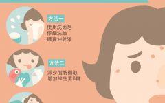 痘痘图片卡通可爱图片