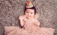 女宝贝图片可爱图片