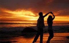 情侣头像风景爱情