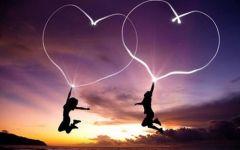 关于爱情的唯美图片