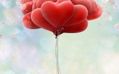浪漫的气球图片大全