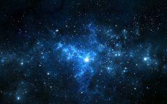 壁纸浪漫星空图片