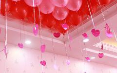 气球布置图片大全浪漫
