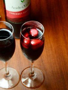 红酒浪漫图片