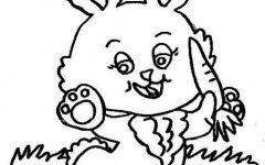 胡萝卜表情简笔图