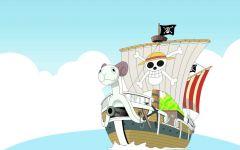 船动漫图片唯美