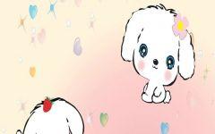 可爱的动漫动物图片
