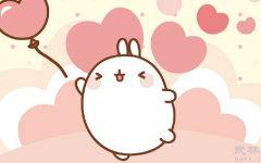 超可爱兔子动漫图片