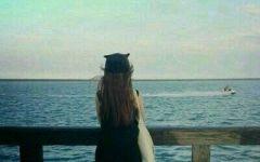 情侣头像关于海边的