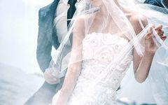 浪漫婚纱照图片80印象