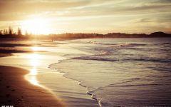 温馨浪漫的海边图片