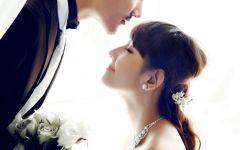 浪漫温馨情侣图片