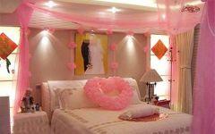 浪漫卧室布置图片