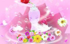 浪漫泡泡玫瑰图片