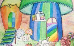 儿童绘画辅导班