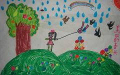 幼儿园绘画春天