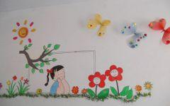 幼儿园墙面挂画