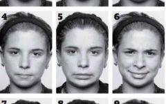 微表情图片