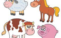 动物可爱卡通图片