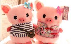 可爱萌猪图片