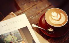 经典唯美图片书咖啡