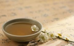 茶唯美图片意境图片