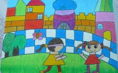大班幼儿绘画目标
