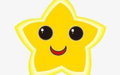 星星卡通图片