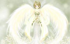 天使卡通图片