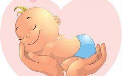 卡通可爱宝宝图