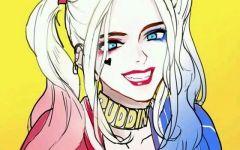 小丑女动漫图片