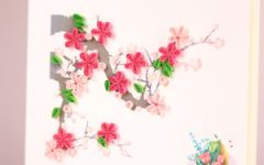 樱花创意画