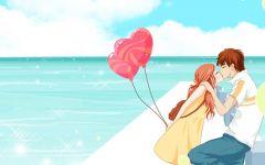 浪漫恋爱壁纸