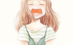 大哭的动漫图片
