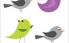 小鸟图片卡通