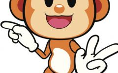 猴卡通图片