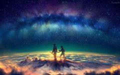 星空之梦情侣图