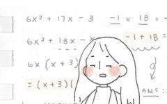 简单爱情手绘图