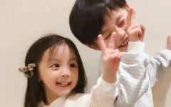 小孩子情侣头像