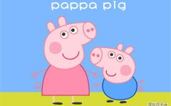 猪绘画简单图片