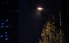城市图片伤感夜景