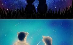 星空情侣图