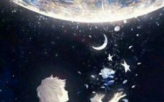 星空情侣图头像