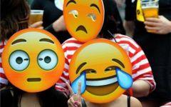 emoji表情图片火