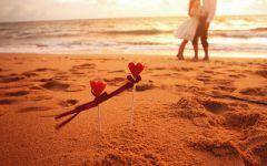 爱情的图画