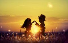 爱情高清壁纸背景图片