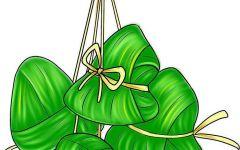 粽子动漫图片