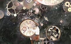时钟图片唯美